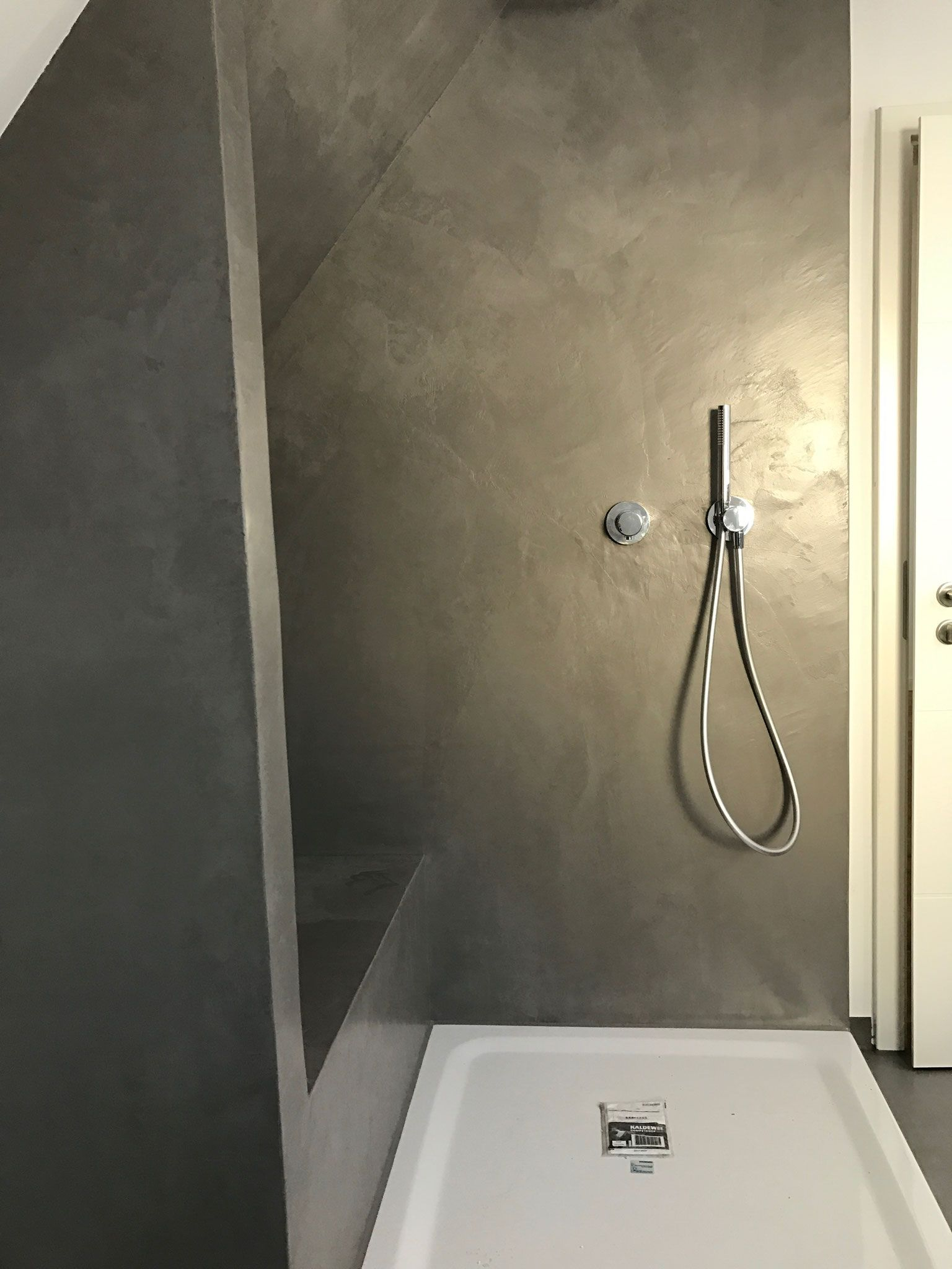 badezimmer deko putz | knauf easy putz 1 mm körnung 10 kg