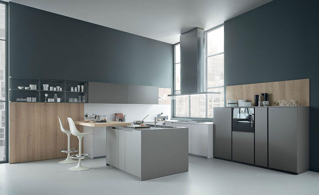 Cucine laccate: bianche o colorate - Cose di Casa | Cucine ...