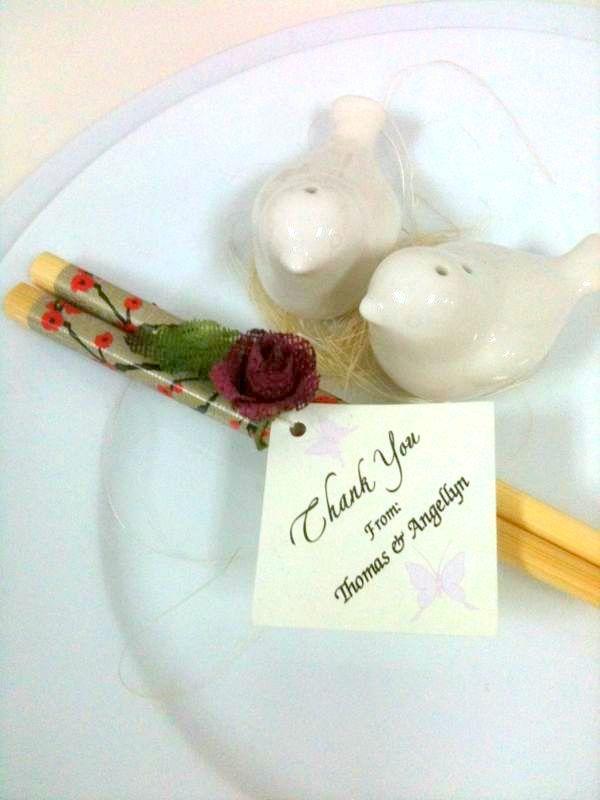 Wedding Chopsticks Favors Chinese Wedding Favors Malaysia
