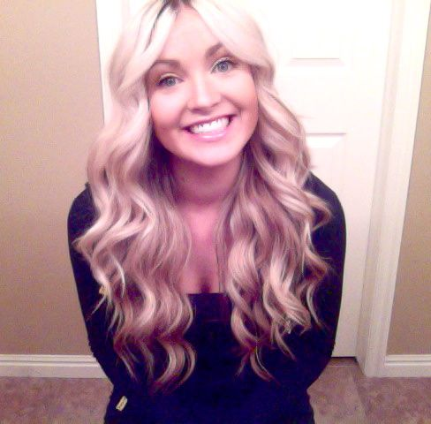 Hair Tutorial on how to get the perfect curls