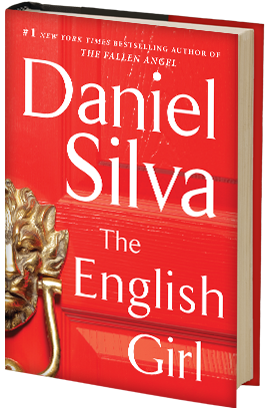 Daniel Silva 1 New York Times Bestselling Author