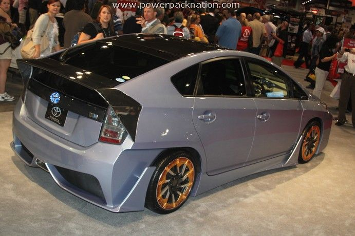 A Hotrodded Toyota Prius Only At Sema 車 お気に入り