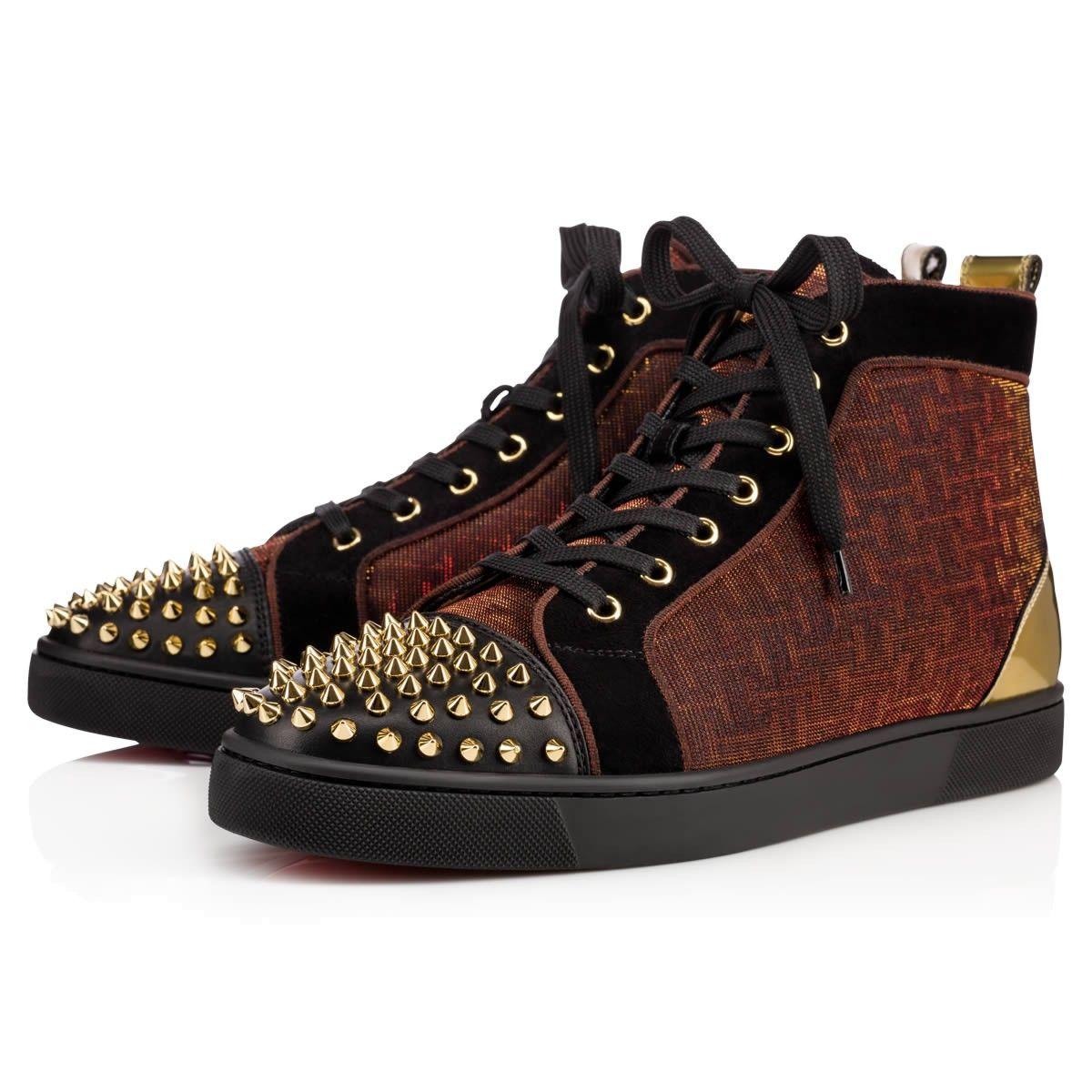 men shoes lou spikes men s flat