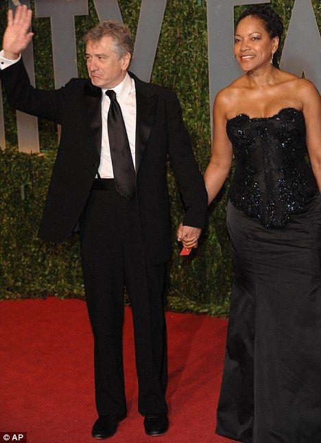 Baby Surprise! Robert De Niro, 68, And Wife, 56, Welcome A ...