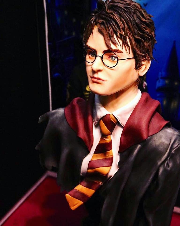 Tuba Geckil - Harry Potter Cake