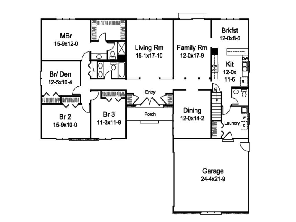 l shaped ranch style house plans house design plans