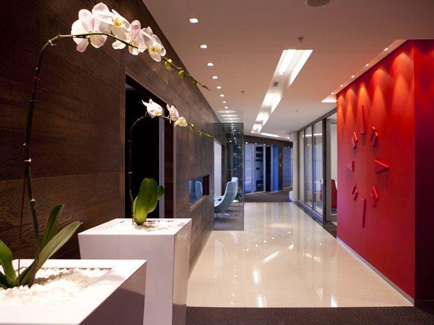 Deneys Reitz Office Interior By Collaboration Ideas