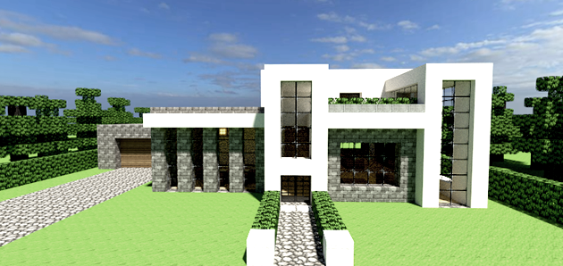Fotos de minecraft casas google search minecraft Disenos de casas minecraft
