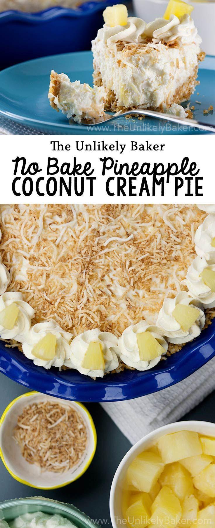 Pineapple-Coconut Cream Pie Pineapple-Coconut Cream Pie new photo
