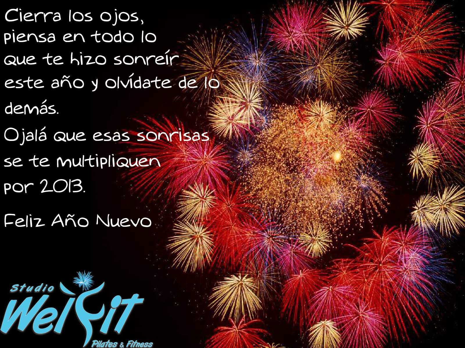 Feliz Año Nuevo ! ! !