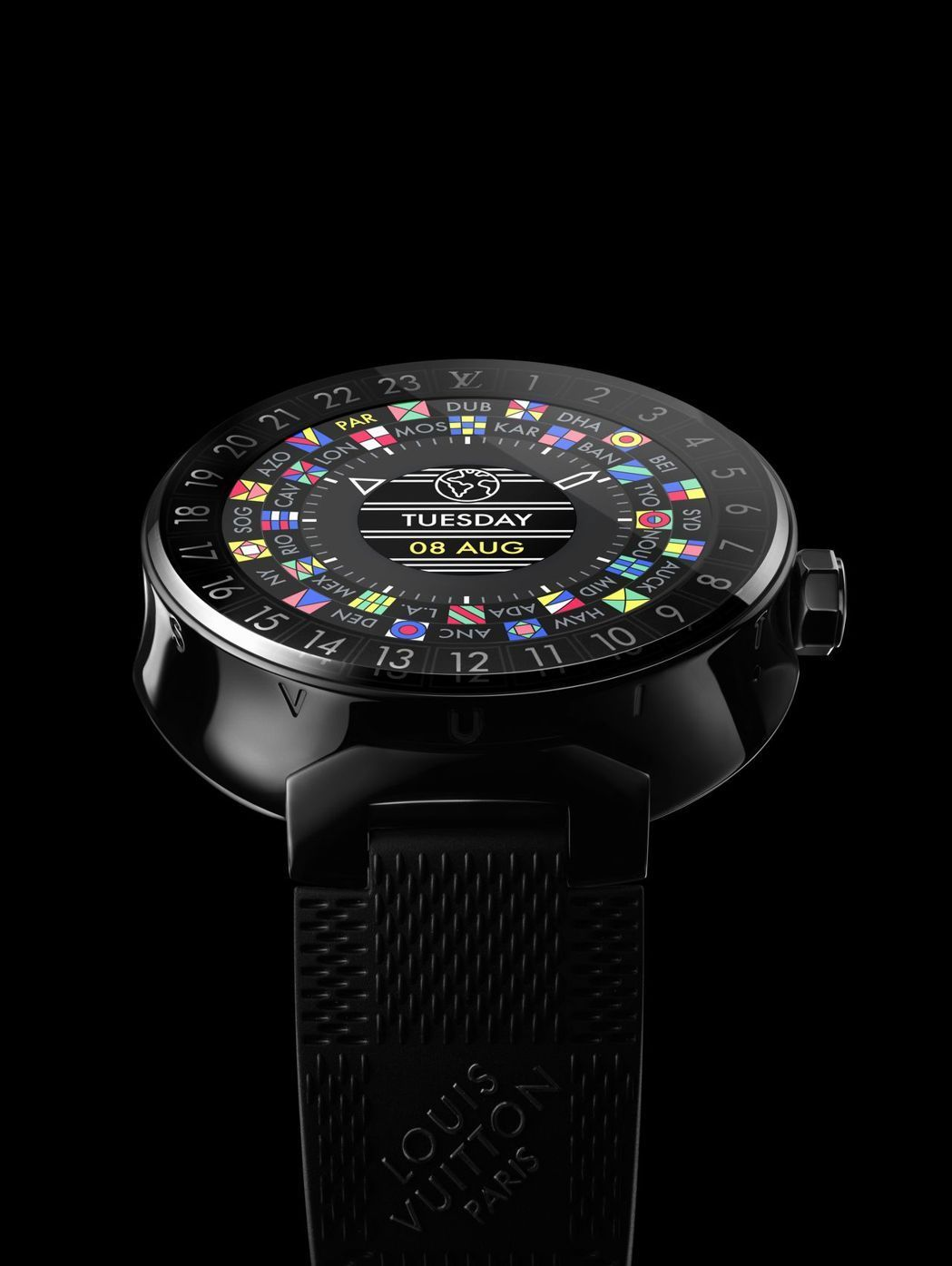 ebc010e85e14 What The Louis Vuitton Tambour Horizon Luxury Smartwatch Means To The Watch  Industry
