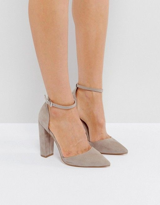 1769fcd8e2b ASOS PENALTY Pointed High Heels