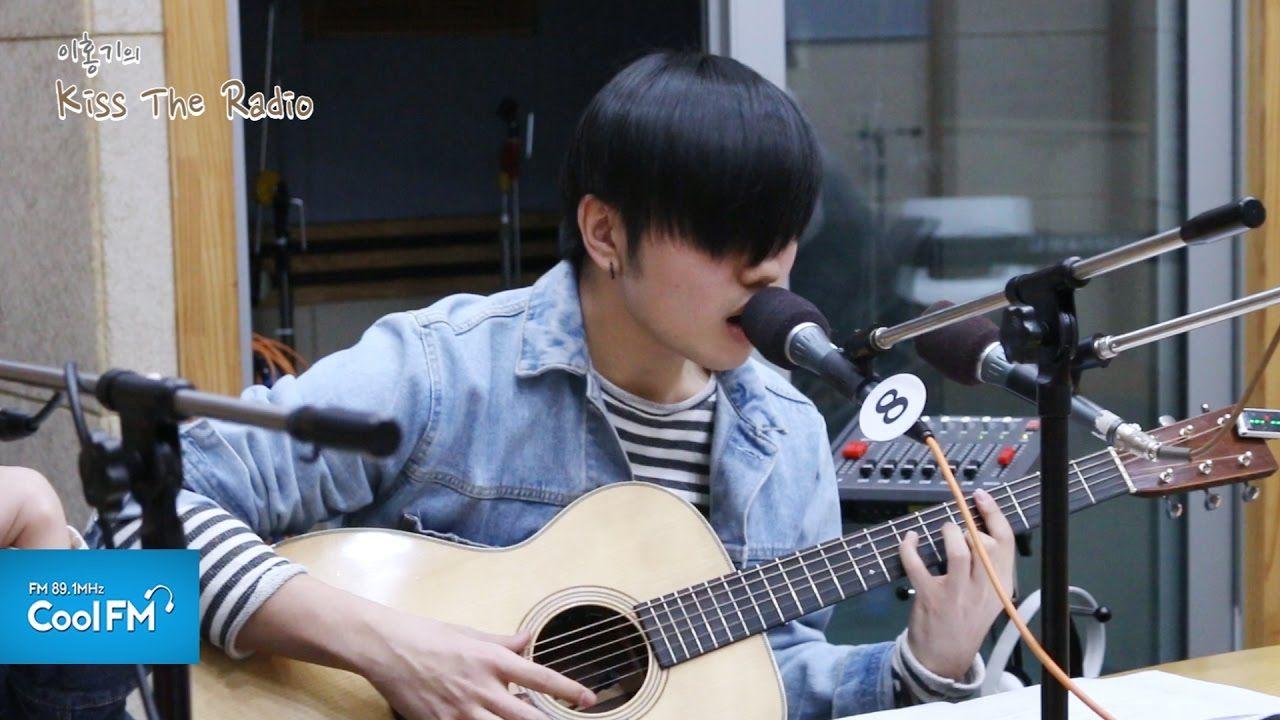 샘김 'Closer' 라이브 LIVE / 170315[이홍기의 키스 더 라디오]
