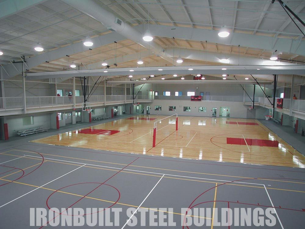 Pin by Coachadamj on Gym Design Ideas Steel buildings