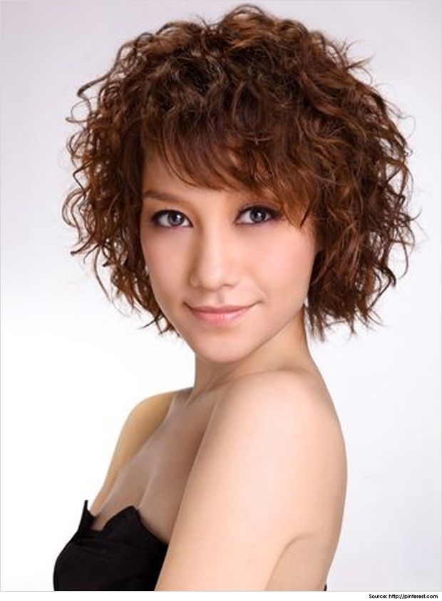 perm styles for thin hair this pixie hairstyle or hair is recommended for 6164