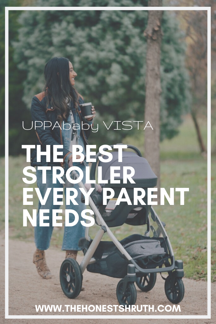 UPPAbaby VISTA The Best Stroller Every Parent Needs