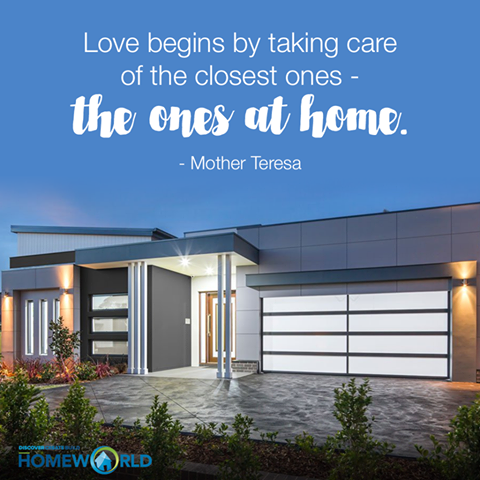 Love And Care Makes Your #house A #home!     #discover #build #create  #dreamhome #yourhome #houses #homes #motivation #motivated #motivate  #motivational ...