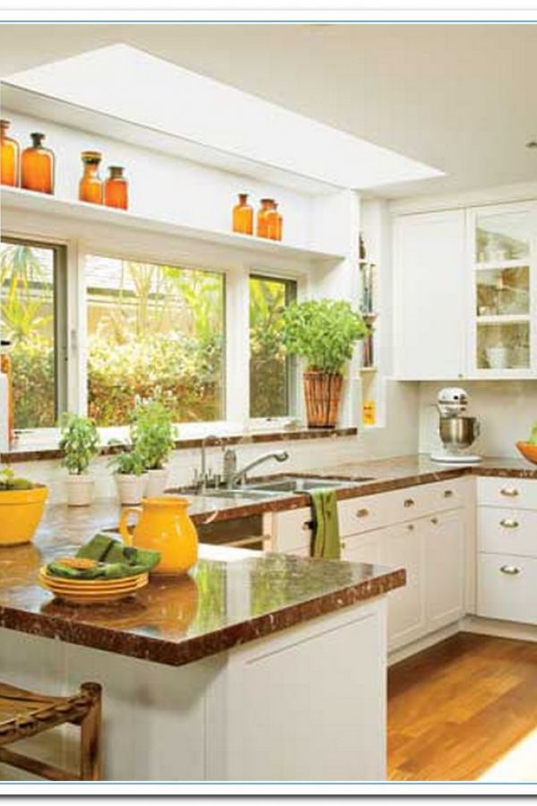 Tips Simple Kitchen Decorating Ideas Trends   Simple ...