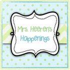Visit my blog: Mrs. Heeren's Happenings...