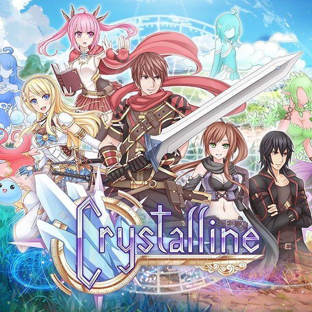 Crystalline Jual Game PC Bajakan Bandung