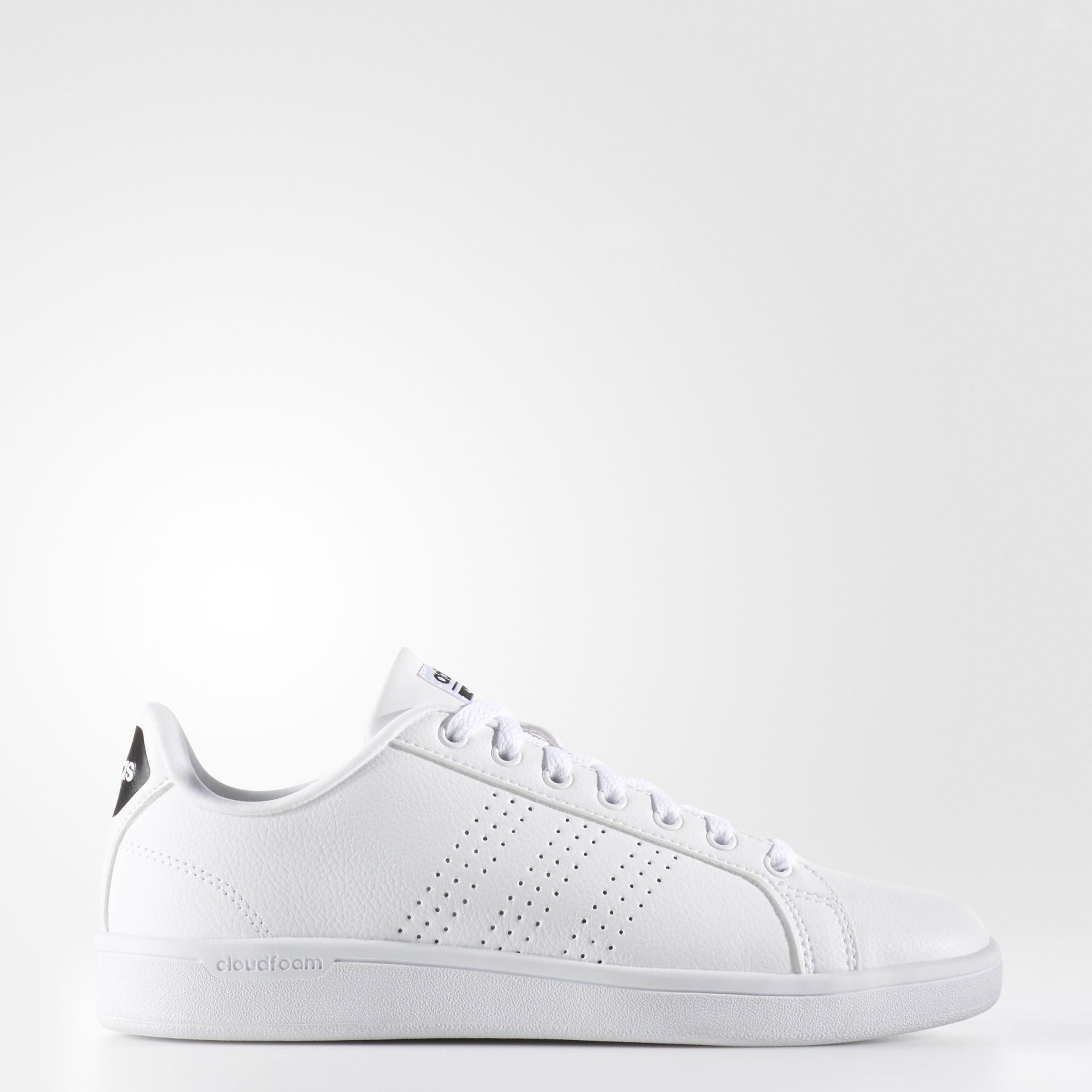 White Cloudfoam Shoes | adidas US