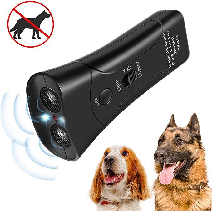 Amazon Com Zadyx Anti Barking Handheld 3 In 1 Pet Led Ultrasonic Dog Trainer Device Electronic Dog Deterrent Training Tool Dog Deterrent Dog Training Pets