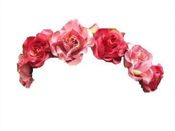 Share On Google Rose Flower Png Flower Crown Tumblr Tumblr Flower