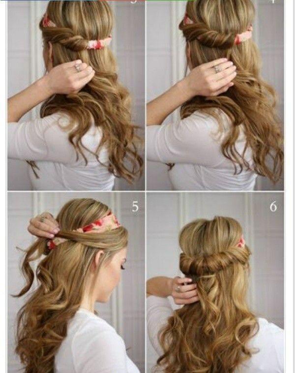 Hairstyles Hairstyles Haarband Frisur Frisuren Mit Haarband