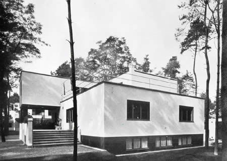 walter gropius meisterh user dessau haus gropius 1926. Black Bedroom Furniture Sets. Home Design Ideas