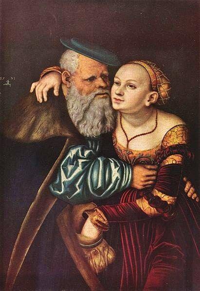 1537 Lucas Cranach (Northern Renaissance Painter, 1472-1553