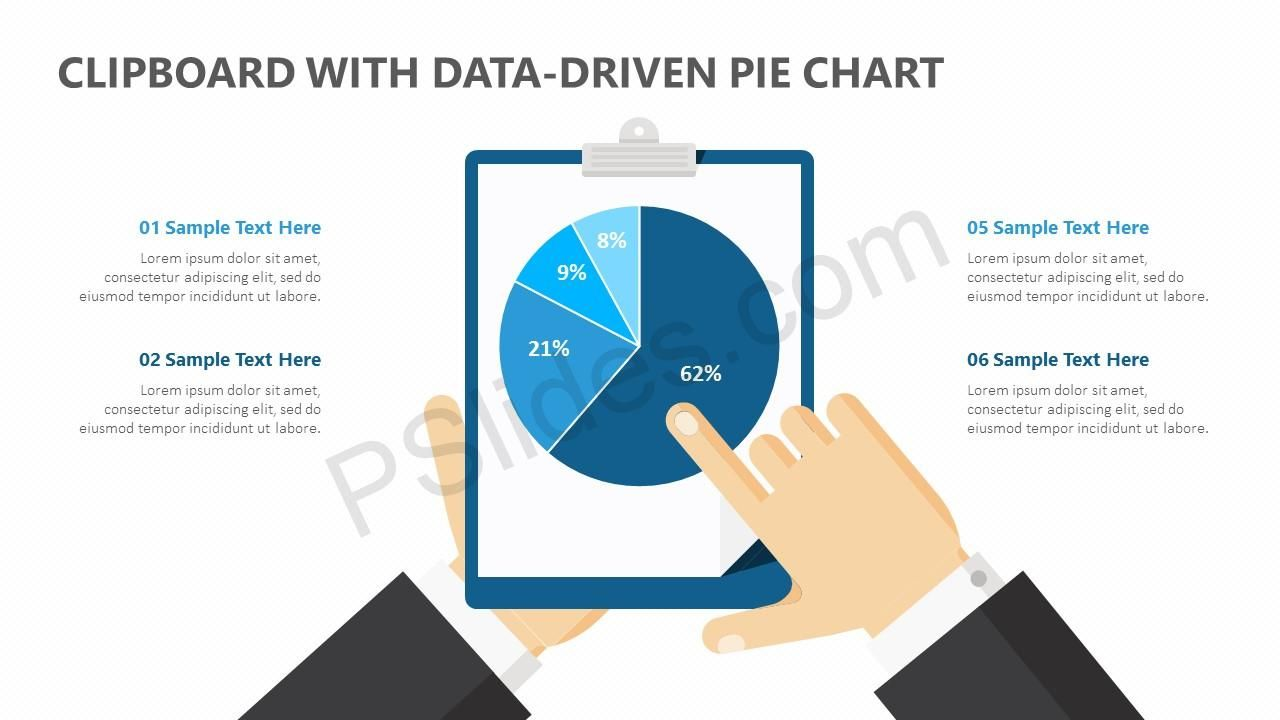 Pie Chart Templates Clipboard With Datadriven Ppt Pie Chart Check More At Https .
