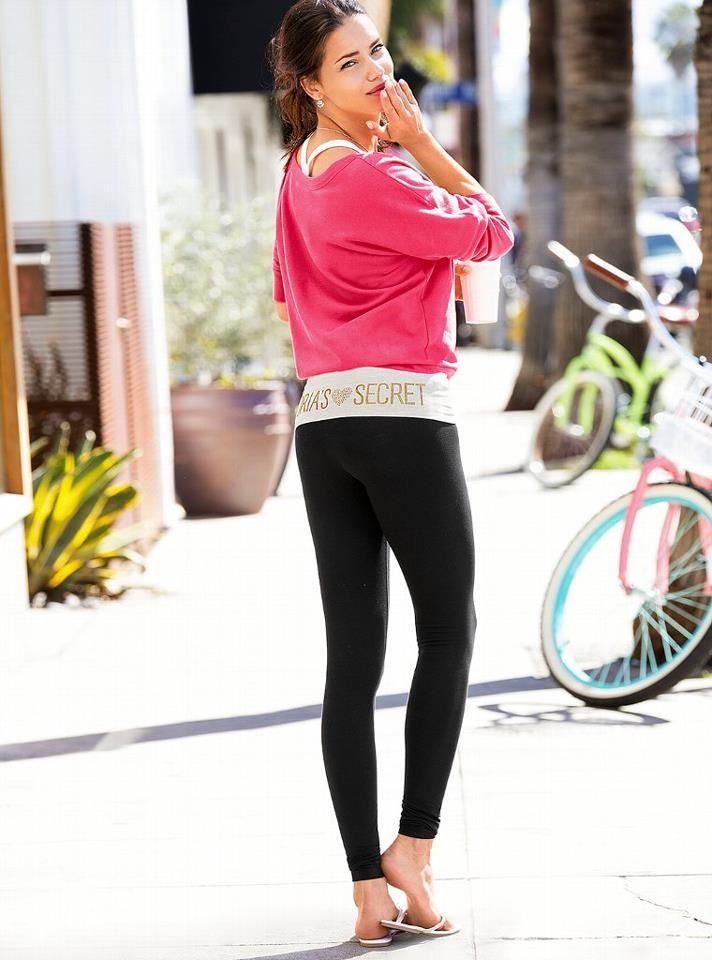 6de7f8e6d7 Adriana Lima Workout Pants, Workout Gear, Yoga Leggings, Yoga Pants, Yoga  Tops