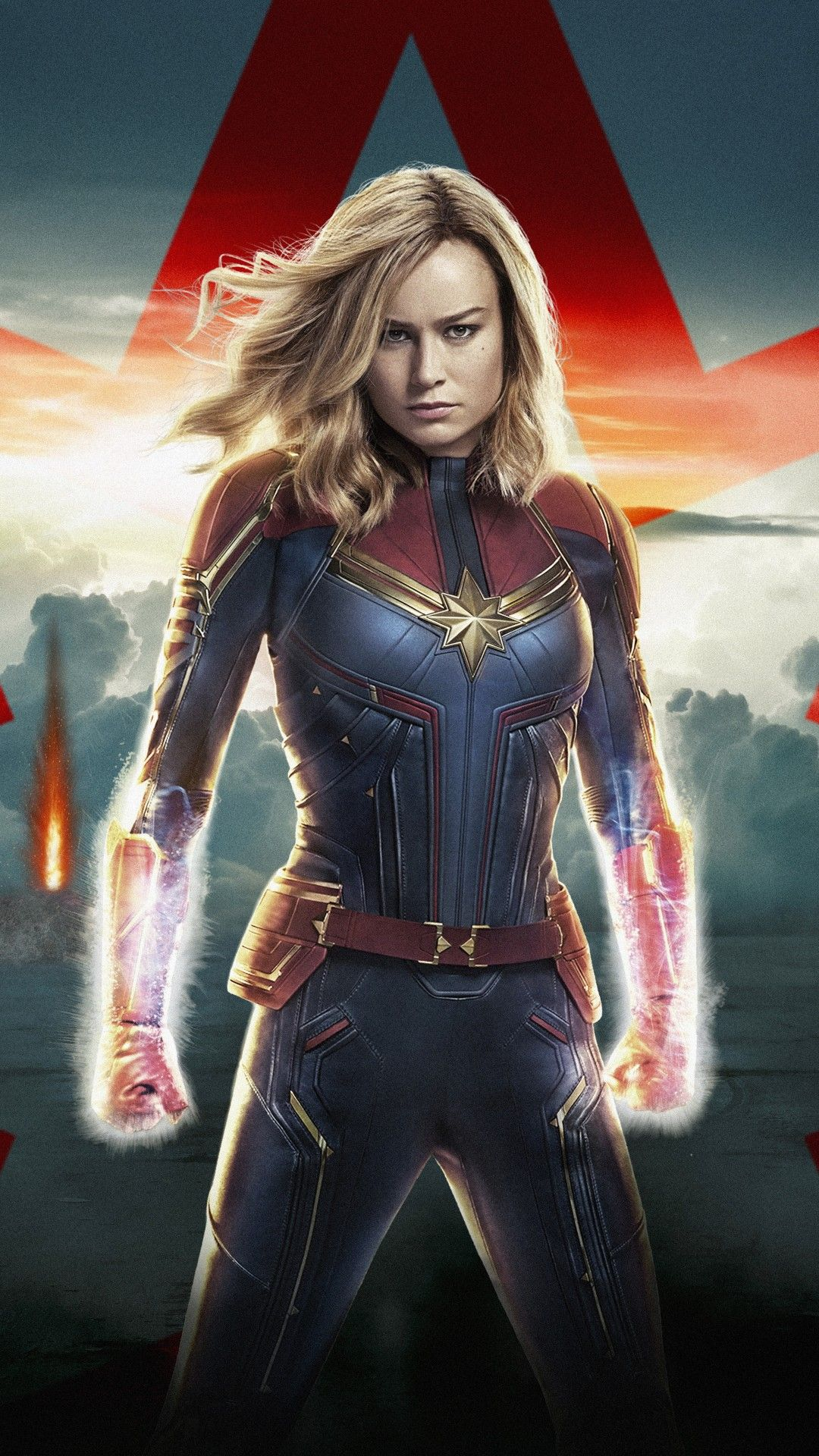 Captain Marvel Iphone Background Hupages Download Iphone Wallpapers Captain Marvel Marvel 4k Marvel Wallpaper