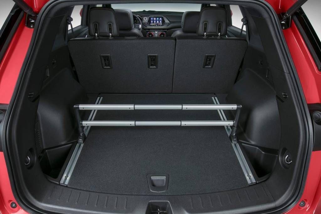 Nova Chevrolet Blazer Ressurge Maior E Com Motor De Camaro Chevrolet Blazer Chevrolet Trailblazer Camaro