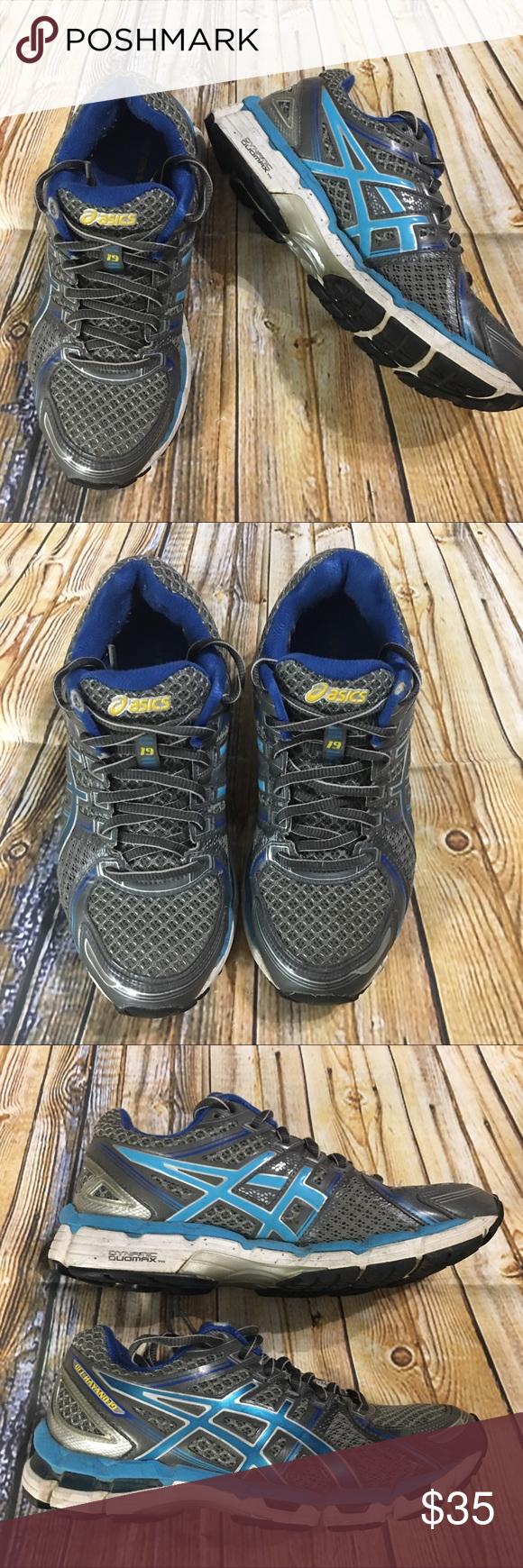 Asics Gel Kayano 19 Running Shoes Women's Size 6.5   Womens ...