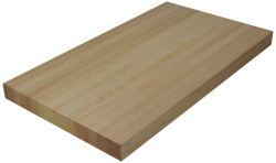 25 X 120 Unfinished Maple Butcher Block Countertop With Images Butcher Block Countertops