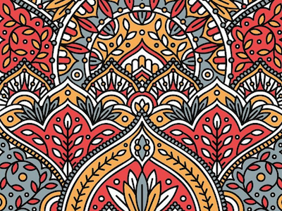Pattern Bits In 40 Graphic Design Pinterest Pattern Design Fascinating Indian Design Patterns