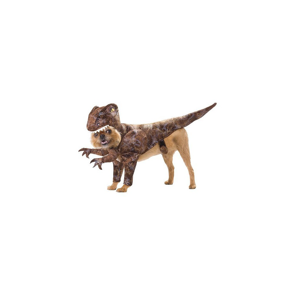 Halloween Raptor Cat And Dog Costume X Small Adult Unisex