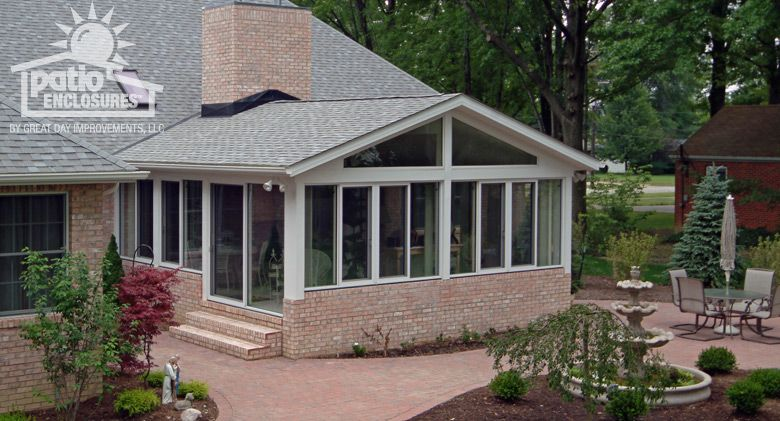 All Season Sunroom Addition Pictures Ideas Patio Enclosures Sunroom Addition Patio Enclosures House Exterior
