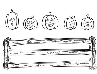 5 Little Pumpkins Printable Five Little Pumpkins Pumpkin Coloring Pages Pumpkin Printable