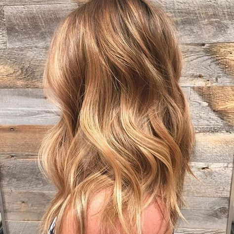 Honey Blonde Hair Color Is A Nice And Unique Color To Be Chosen For Your Hair Color You Can Make Yo Honey Blonde Hair Color Honey Blonde Hair Warm Blonde Hair
