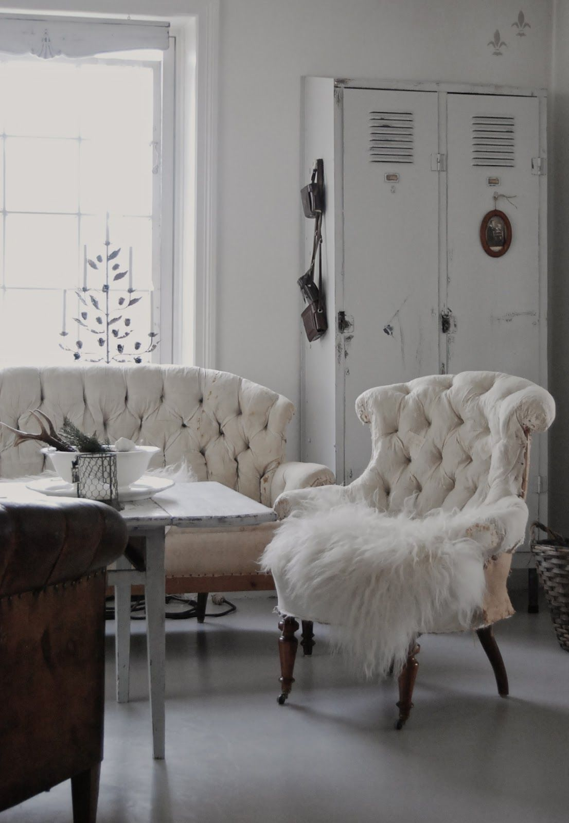 34++ Shabby chic living room chairs information