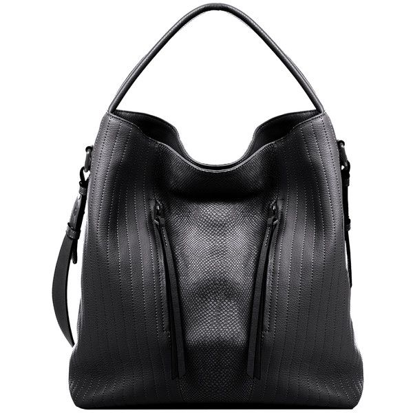 Linea Pelle Gianna Hobo Bag 620 Cad Liked On Polyvore Featuring Bags