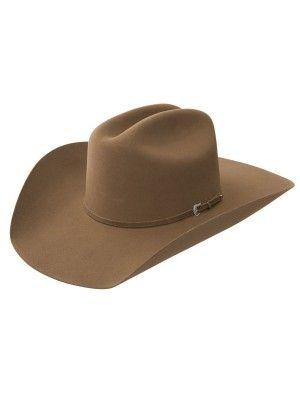 Resistol Tucker 68 - (3X) Wool Cowboy Hat  2f0fa07842e