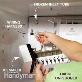 Refrigerator Repair How To Repair A Refrigerator Refrigerator