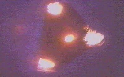 Latest-UFO-Sightings: Famous UFO cases: Belgian UFO wave