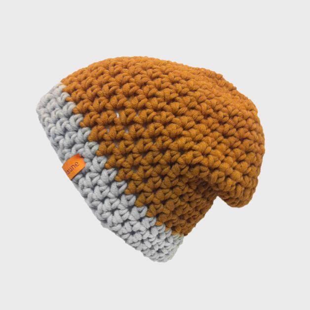 Warme gemütliche Mütze für den Winter..by lust&laune