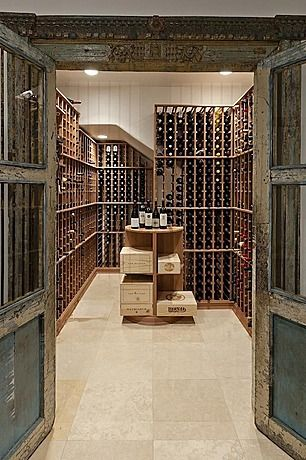 Amazing Wine Cellar Design Ideas and Photos - Zillow Digs Wine