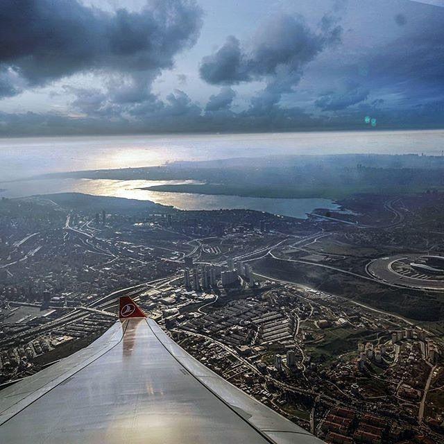 Nice view over Istanbul Turkey |  Photo by: @qorz by wonderfulearthpics