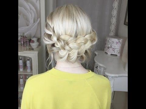 pin lace braid sweethearts